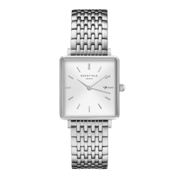 orologio the boxy silver