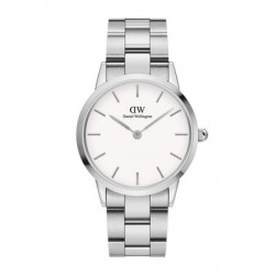 DW ICONIC LINK SILVER 36MM